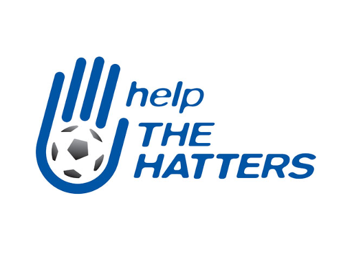 Help The hatters Logo - No Text